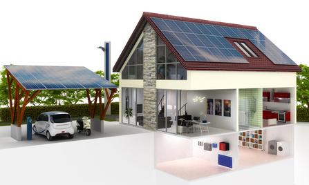 Haustechnik / Solartechnik / Energiepass