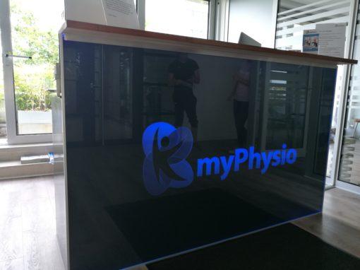 my Physio GmbH, Hohenstaufenring